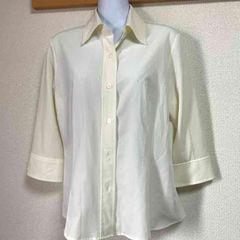 ★UNIQLO  クリーム色シャツ  L★