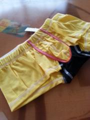 ガブリエルオム GABRIELHOMME マイクロボクサーパンツ XL 黄