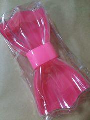 【新品】swimmerリボンの形*小物入れ(PINK)