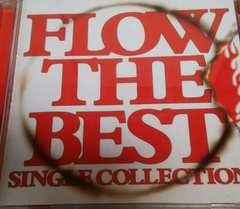 ベストCD FLOW THE BEST Single Collection 帯あり