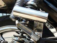 汎用 50.8π サイレンサースタンド REVO XJR CBX マフラー