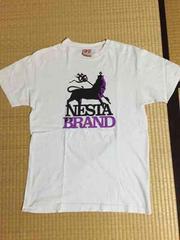 ネスタブランド ライオンロゴTシャツ白M 安値即決 デニム バッグ