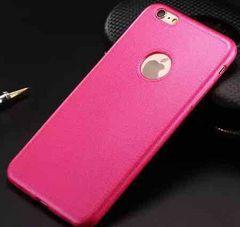 (新品) シンプル iphone6 plus対応 スマホケース(シリコン)