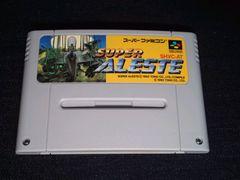 <即決>SFC/SUPER ALESTE・スーパーファミコン スーパーアレスタ