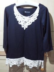 レプシィムクロシェレース☆カットソー/送料180円
