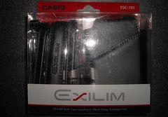 CASIO エクシリム デジタルカメラケース EX-FC100