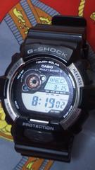 カシオGショックビックケース定22000円GW-8900タフソーラー電波腕時計