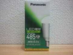 Panasonic LED電球 LAD6N-H
