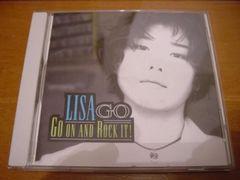 呉梨沙CD GO ON AND ROCK IT!