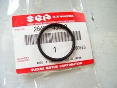 GS400のセルモーターのオーリング
