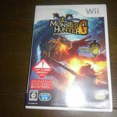 モンスターハンター Wiiソフト