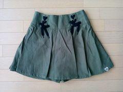 ピンクラテ♪ジュニアスカート(Mサイズ)☆used