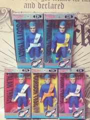 1992年【バンダイ】『サンダーバード』ビンテージフィギュア5点セット
