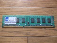 ★ジャンク品★ DDR3-1333 PC3-10600 1GB メモリ
