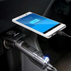 ☆多摩電子  FMトランスミッター 4ch スマートフォン用 TT518K