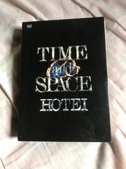 布袋寅泰DVD2枚組  TIME and SPACE 各1枚ポスター付き