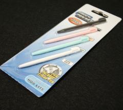 DSlite★カラータッチペン3本セット★新品★f75