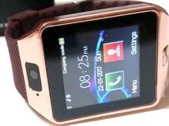【箱・USB付】Cawono スマートウォッチ アンドロイド腕時計★
