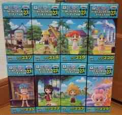 ワンピース ワールドコレクタブルフィギュア vol.27 全8種セット&販促用ポスター