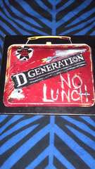 D generation/No lunch