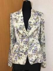 DRWCYS☆ジャケット、花柄、フラワー