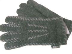 ランバンニット手袋ステッチ
