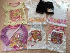 プリキュア 下着 光るパジャマ まとめ売りセット ヘアゴムピン