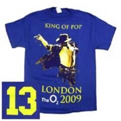 マイケルジャクソン†幻のLONDON公演13日目限定T†