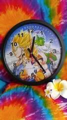 ドラゴンボール◆大きいッ!BIG壁掛け時計◆