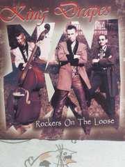 ネオロカビリー /KING DRAPES キング・ドレープス/ROCKERS ON THE LOOSE