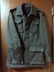 301 トレチェントウノ イタリア軍 ジャケット ミリタリー 日本製