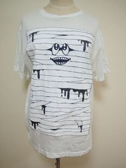 ★YAPONSTEE★monomania/包帯くんTシャツ★ホワイト