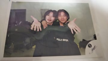 SHOP写真�N屋良朝幸&高木誠一郎