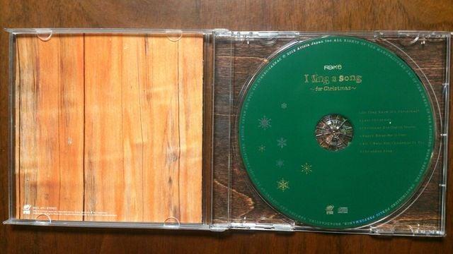(CD)Rake/レイク☆I Sing a Song★クリスマス名曲カバーアルバム♪ < タレントグッズの