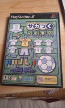 プレステ2    サッカーゲーム  4本