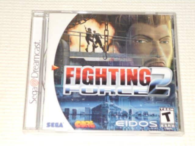 DC★FIGHTING FORCE 2 海外版  < ゲーム本体/ソフトの