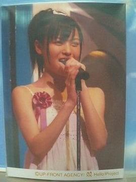 ハロプロ会報37号使用写真C・L判1枚 2007/矢島舞美