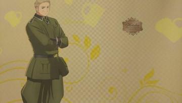 ヘタリア☆ストーンペーパー ブックカバーコレクション ドイツ ポスター&ブックカバー