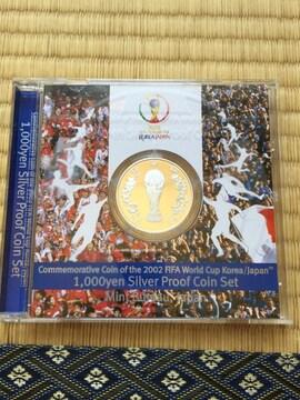 2002 FIFAワールドカップ記念千円銀幣