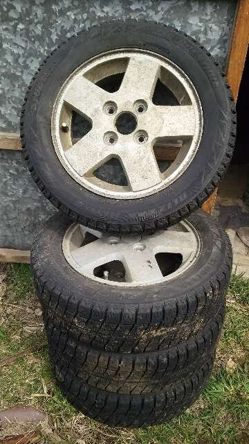 155/65/13  BS 11製 < 自動車/バイク