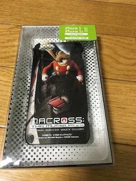 マクロス×009 スマホケース iPhone5/5S用 新品