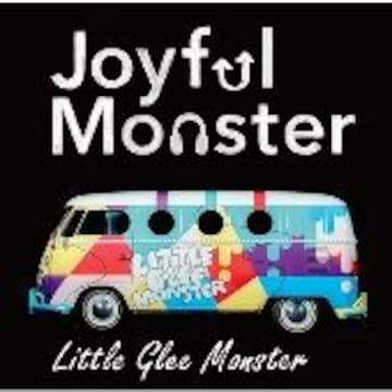 即決 Little Glee Monster Joyful Monster 通常盤 2CD