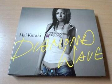 倉木麻衣CD「DIAMOND WAVE」DVD付初回限定盤●
