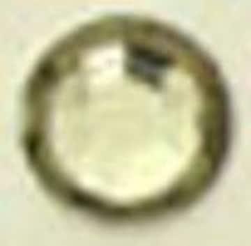 ● 3mm ● デコ用ストーン  2000粒 グレー