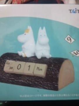 ムーミン 万年カレンダー