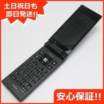 ●安心保証●美品●Y!mobile 502KC  ブラック●本体 白ロム●