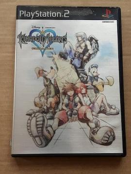 PS2☆キングダムハーツ ファイナルミックス☆