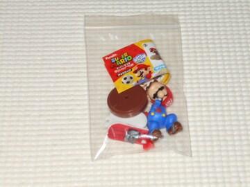 スーパーマリオスポーツ 3 マリオ(スノボー) チョコエッグ