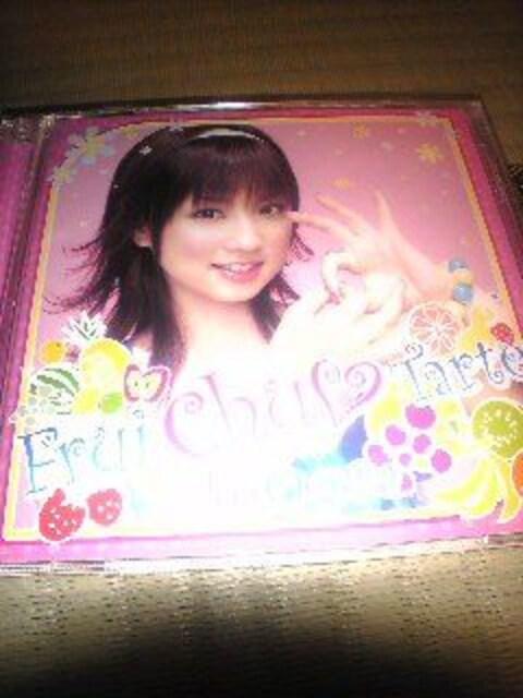 CD:小倉優子 フルーchuタルト 帯あり  < タレントグッズの