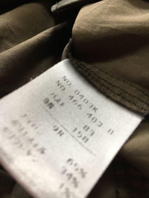 【美品】LONGCHAMP◆ロンシャン◆高級ナイロンデザインジャケ < ブランドの
